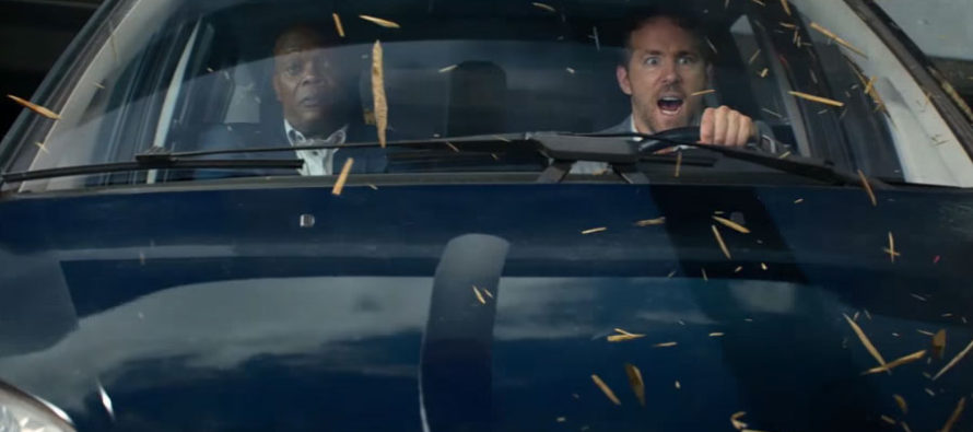Divertido red band tráiler para el thriller The Hitman's Bodyguard