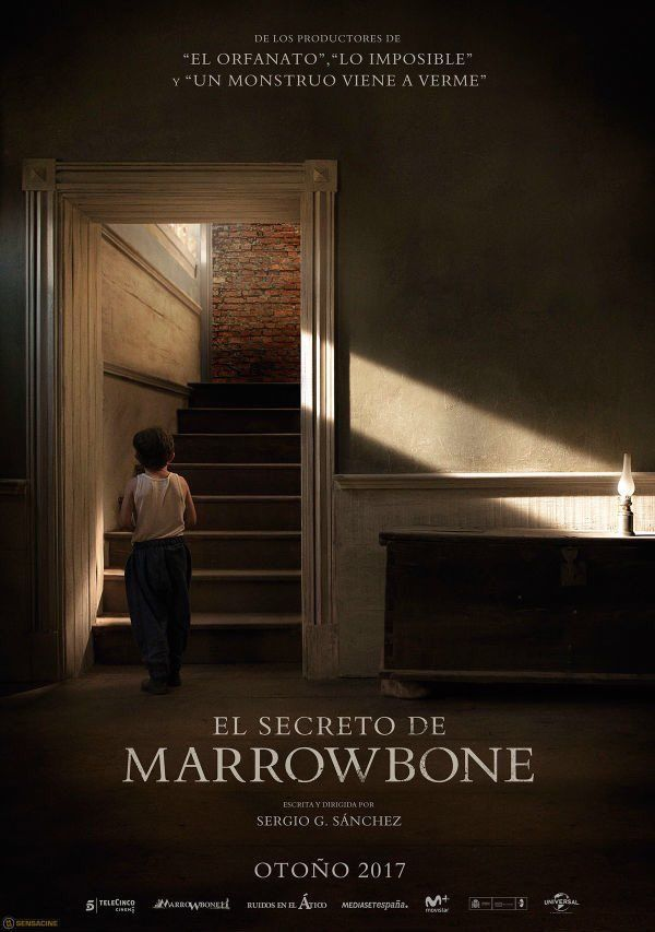 secreto de marrowbone poster