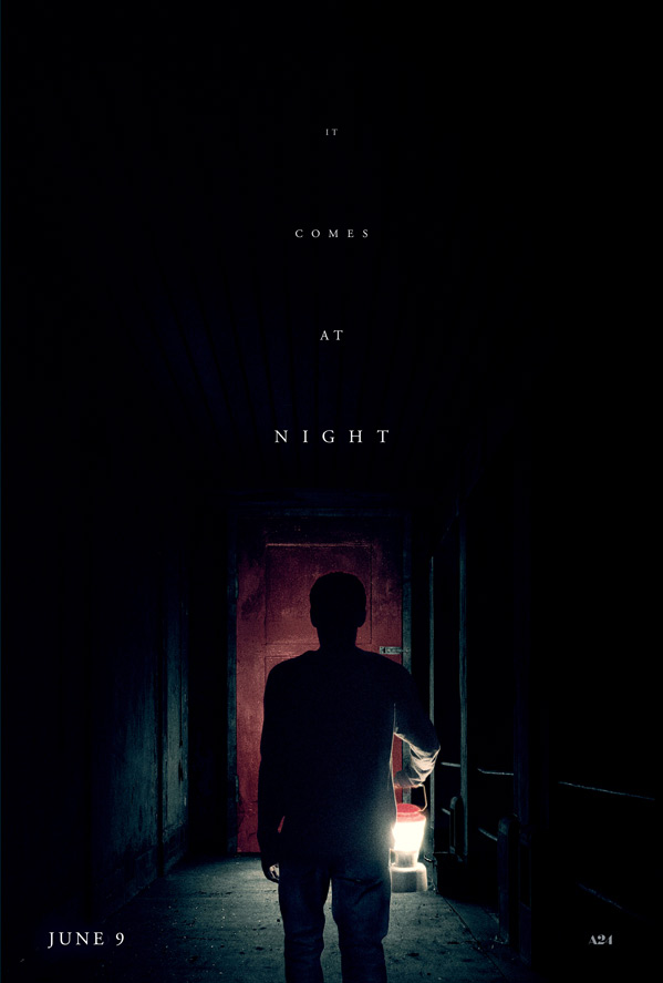 it comes at night poster 2