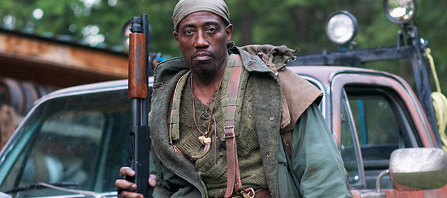 Wesley Snipes contra alienígenas en The Recall