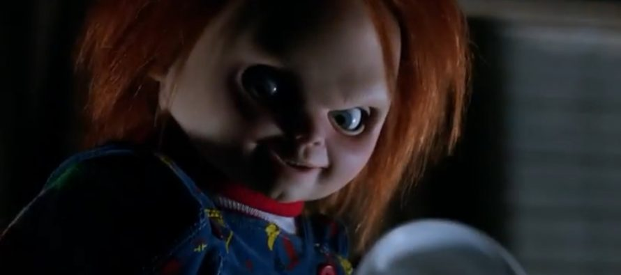 Red band tráiler para Cult of Chucky