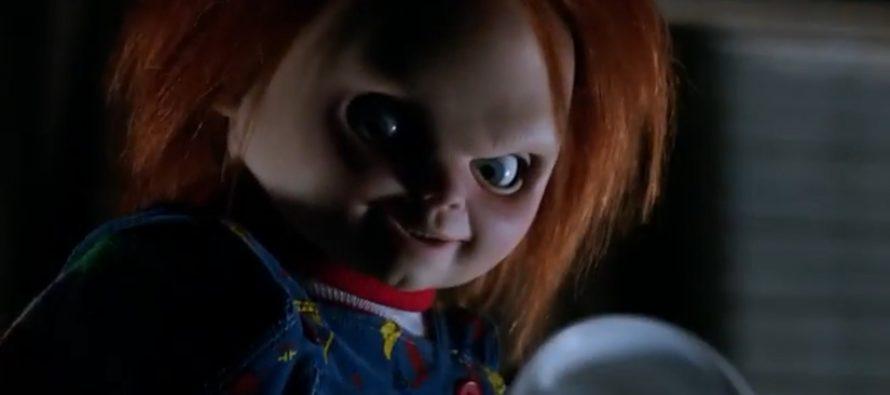 Red band tráiler para Cult of Chucky