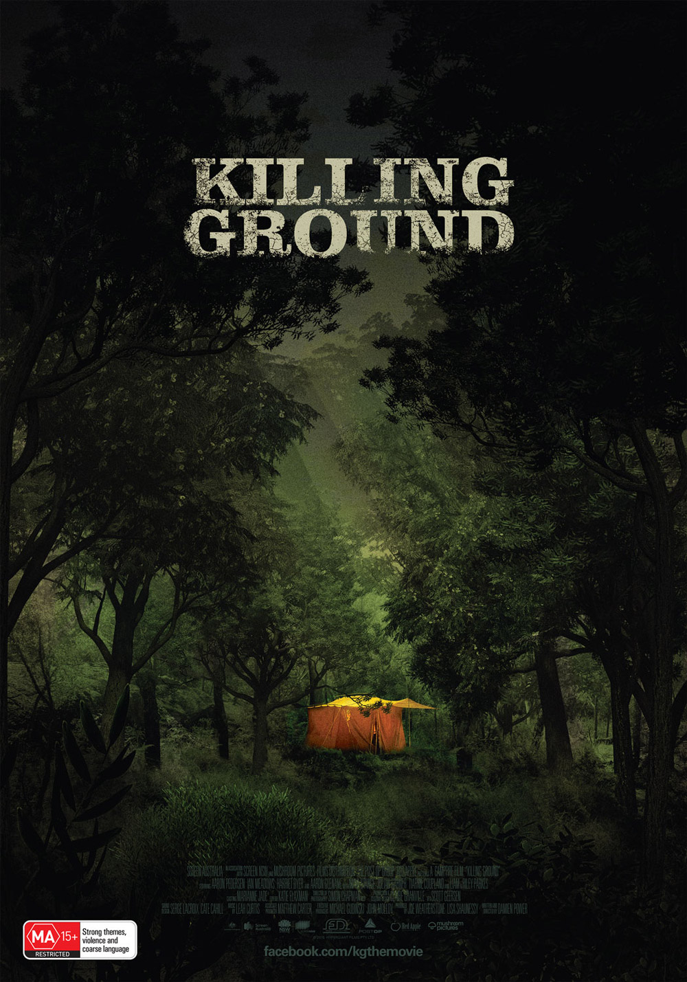 killing ground poster 2