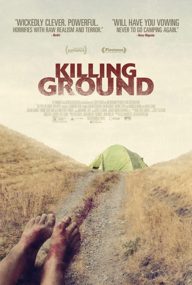 killing ground poster 3