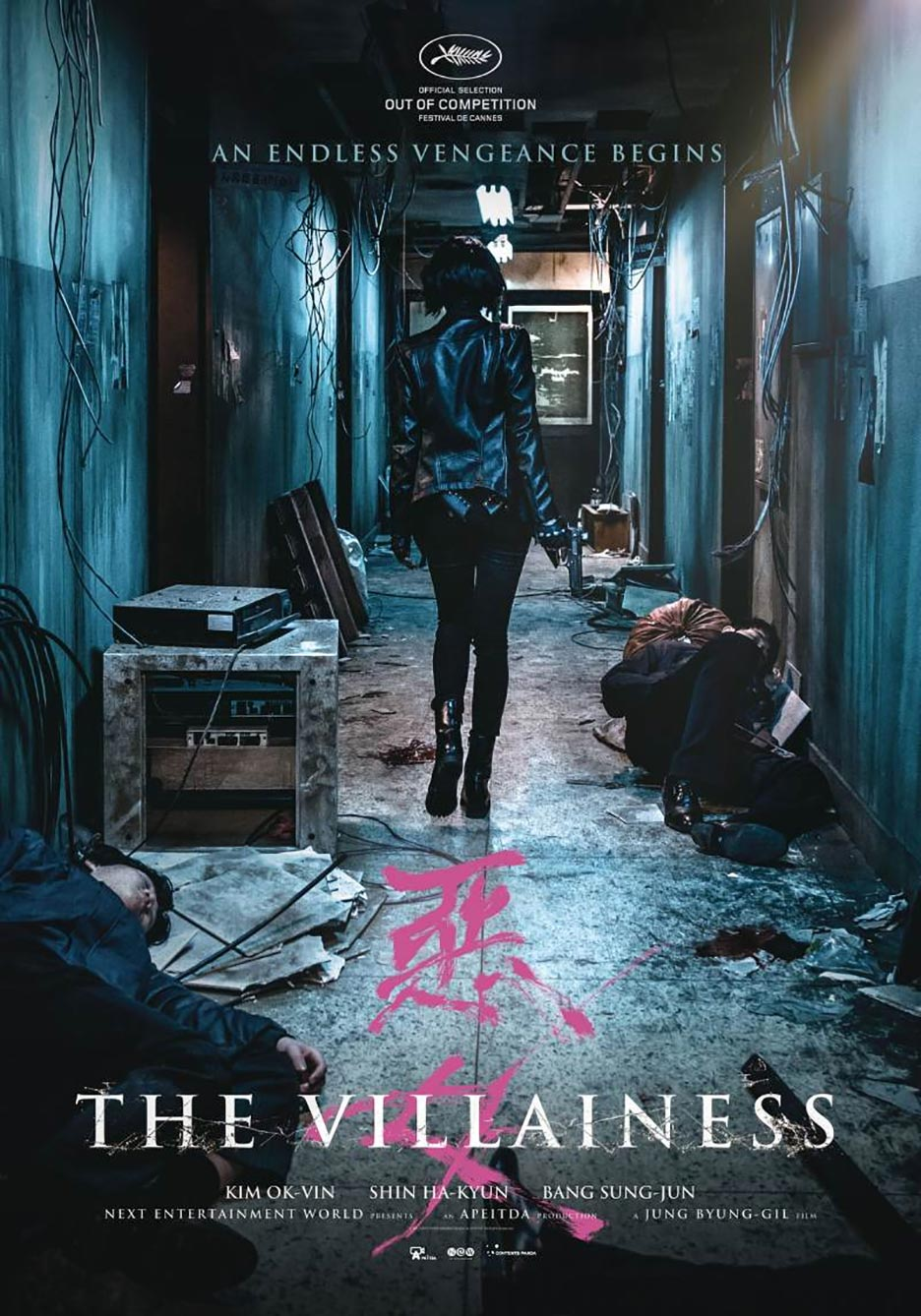 villaines poster