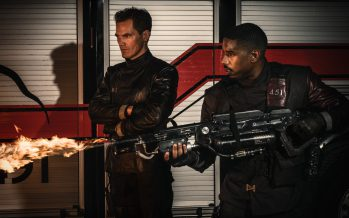Primera imagen para la nueva adaptación de Fahrenheit 451
