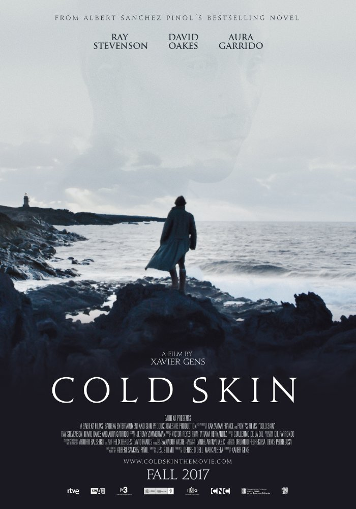 cold skin poster