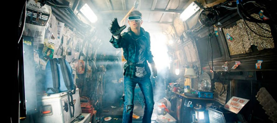 Teaser tráiler para Ready Player One de Spielberg