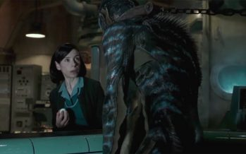 Primer tráiler y poster para The Shape of Water de Del Toro