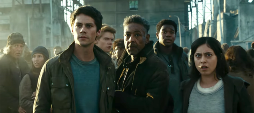 Primer teaser tráiler para Maze Runner: The Death Cure