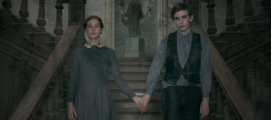 Tráiler  para el terror gótico de The Lodgers