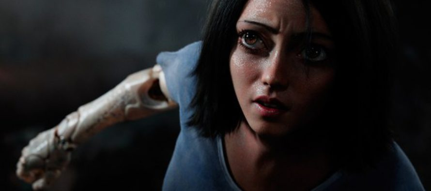 Primer tráiler para Alita: Battle Angel