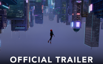 Tráiler para el film animado Spider-Man: Into The Spider-Verse