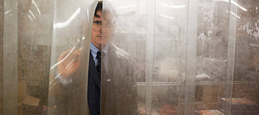 Teaser para The House That Jack Built de Von Trier