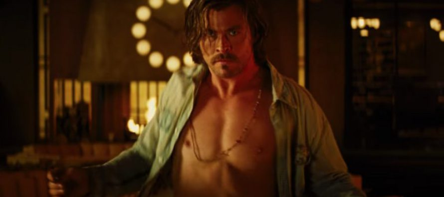 Tráiler y poster para Bad Times at the El Royale