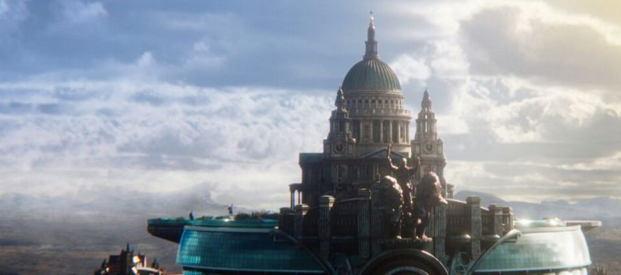 Tráiler para Mortal Engines de Peter Jackson
