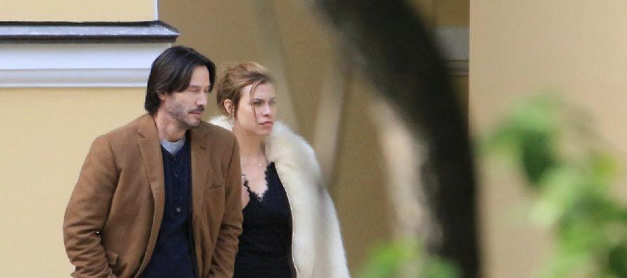 Tráiler para el thriller Siberia con Keanu Reeves