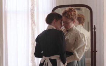 Tráiler para thriller dramático Lizzie