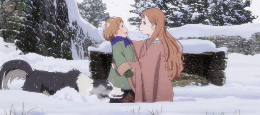 Más Allá de Sitges 2018 XXXXIV: Maquia: When the Promised Flower Blooms