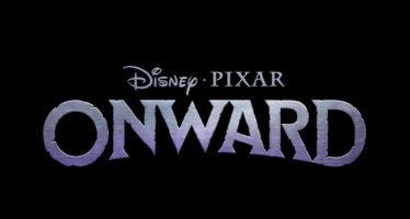 La nueva película de Pixar se llamará Onward