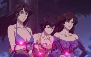 Nuevo tráiler para el anime City Hunter: Shinjuku Private Eyes