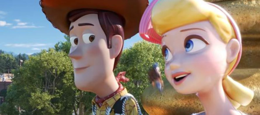 Tráiler completito para Toy Story 4