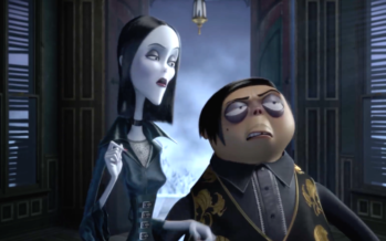 Tráiler final para The Addams Family en animación