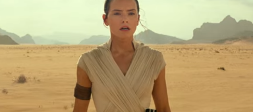 Tráiler para Star Wars: Episode IX – The Rise of Skywalker