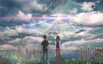 Primer tráiler para Weathering With You de Makoto Shinkai