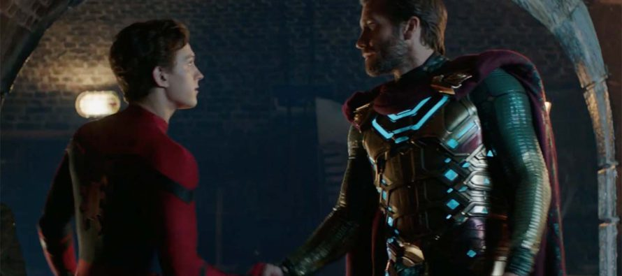 Segundo tráiler para Spider-Man: Far From Home