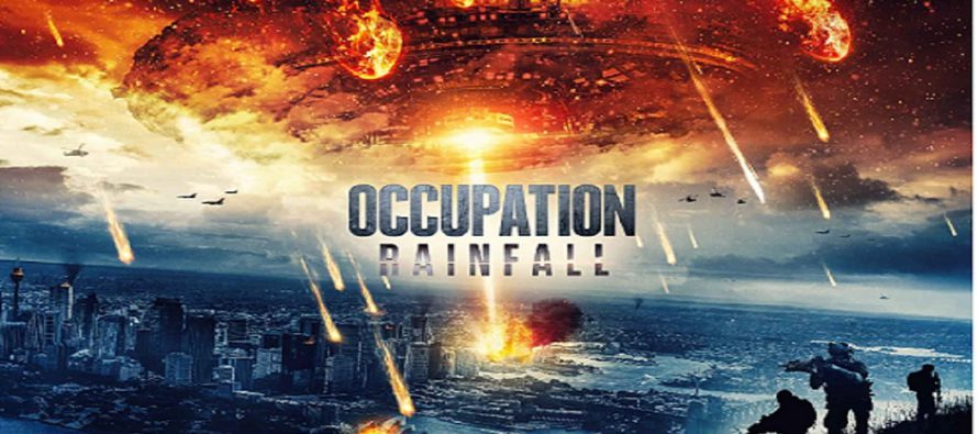 Primer vistazo para la secuela Occupation: Rainfall