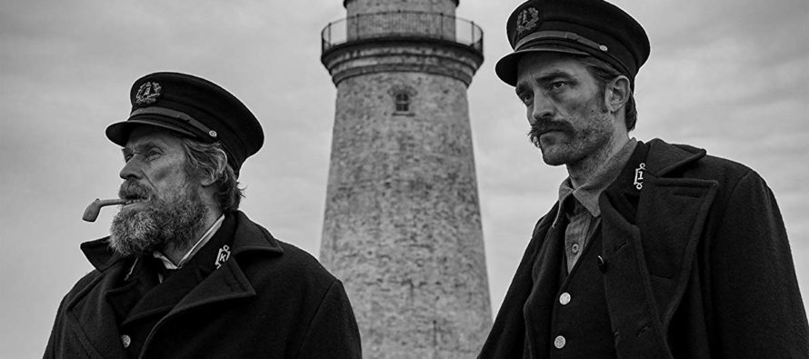 Tráiler para The Lighthouse de Robert Eggers