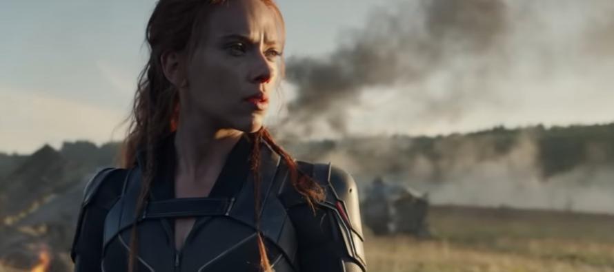 Primer teaser tráiler de Black Widow