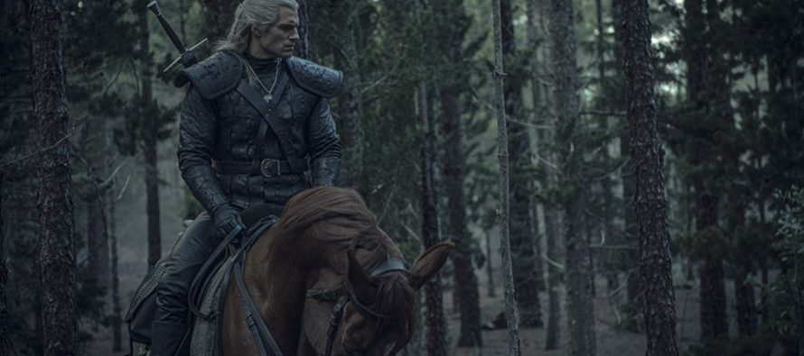 Tráiler para The Witcher de Netflix