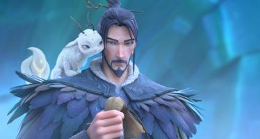 Tráiler para la animacion china Jiang Ziya