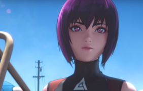 Tráiler para la serie Ghost in the Shell: SAC_2045