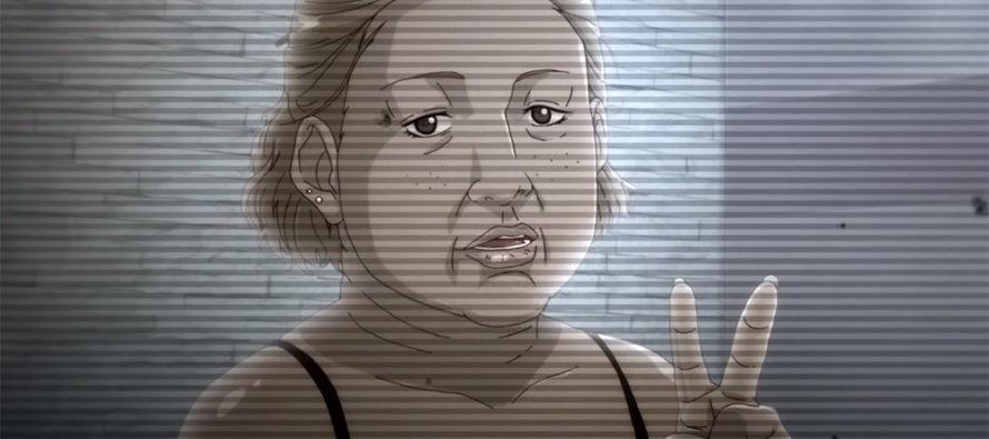 Teaser para el thriller de animación coreana Beauty Water