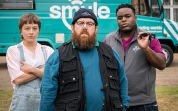 Tráiler para la serie Truth Seekers con Simon Pegg y Nick Frost