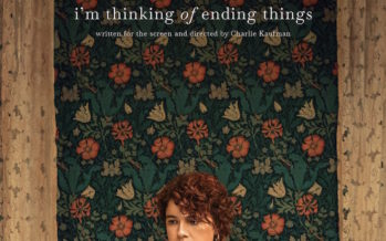 Poster para lo nuevo de Charlie Kaufman I'm Thinking of Ending Things