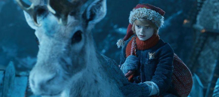 Gil Kenan dirige la aventura A Boy Called Christmas
