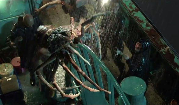 Crítica: Mad Spider Sea (Abyssal Spider)