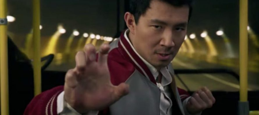 Tráiler para Shang-Chi and the Legend of the Ten Rings