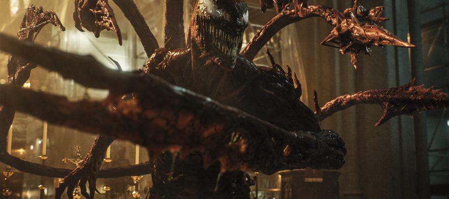 Nuevo tráiler para Venom: Let There Be Carnage