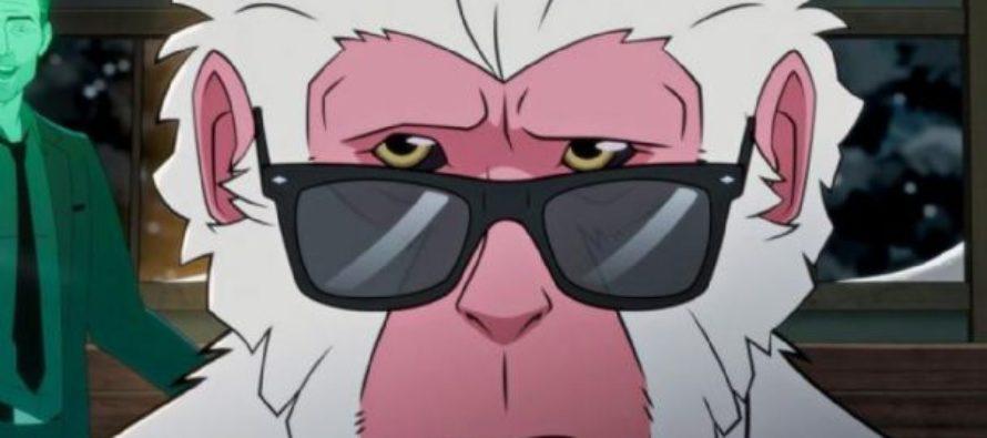 Teaser para la serie animada de Marvel Hit-Monkey