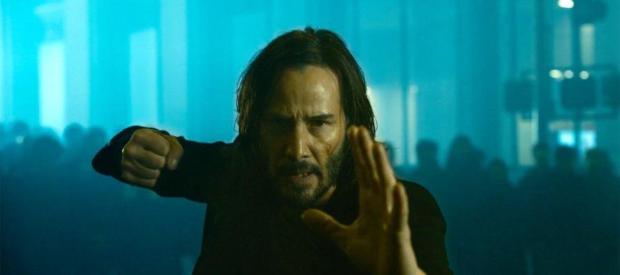 Tráiler para The Matrix Resurrections